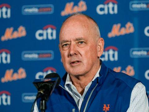 Mets President Sandy Alderson (Frank Franklin II AP)