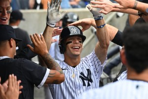 Yankees Andrew Velazquez sets a tone