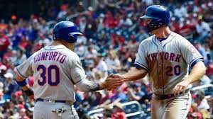 Michael Conforto and Pete Alonso - Mets Mainstays