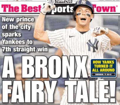 Yankees: A Bronx Fairy Tale