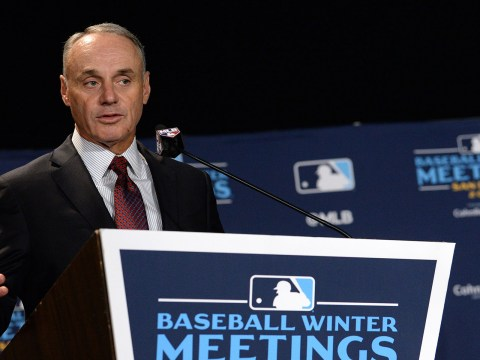 MLB's Rob Manfred - A Misguided Soul