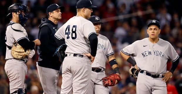 Yankees: 2022 Roster Changes On The Way