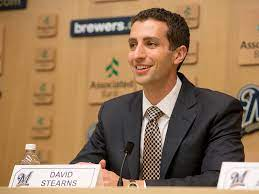David Stearns, Brewers GM