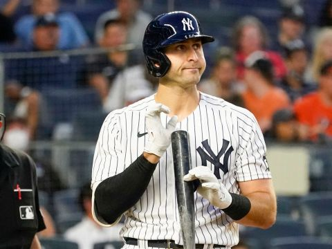 Yankees Swing And Miss With Joey Gallo (nj.com)