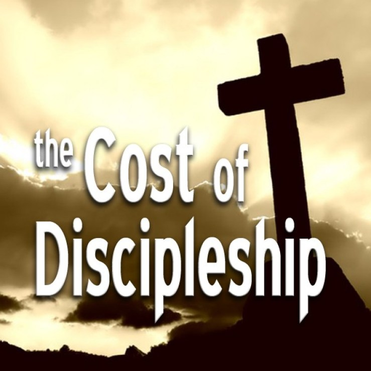 What is the cost of discipleship? | by Joel Stockstill | Medium