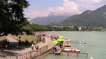Annecy, July 2018