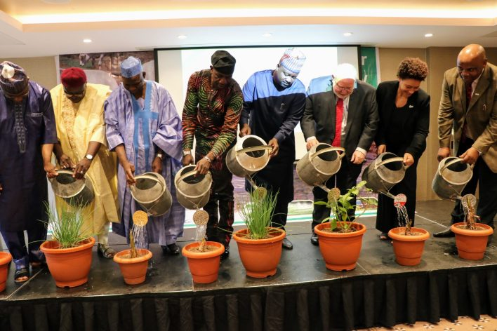 USAID Launches 'Water for Agriculture' Activity Promotes