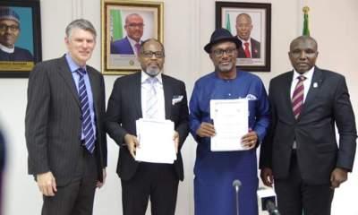 NCDMB, Shell sign Agreement on Gas Facility at Polaku