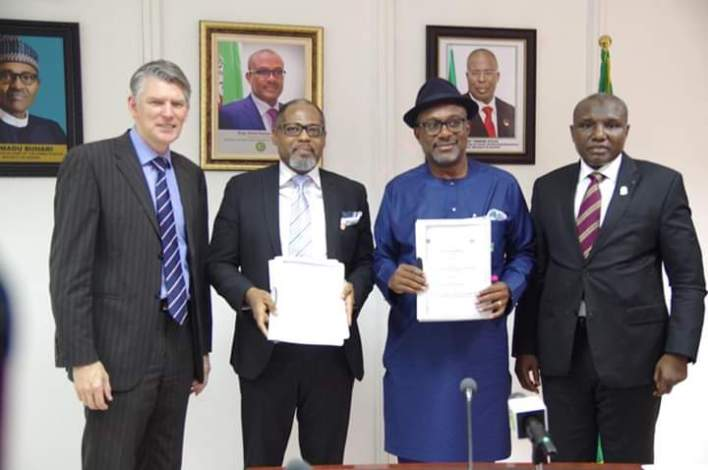 NCDMB, Shell sign Agreement on Gas Facility at Polaku