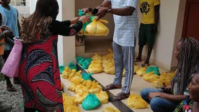 Yusuf JS Foundation distributes food items, relief materials in Lokogoma to mark this year's Good Friday