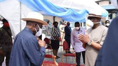 Wike urges Privileged Rivers People to contribute to the Fight Against Coronavirus