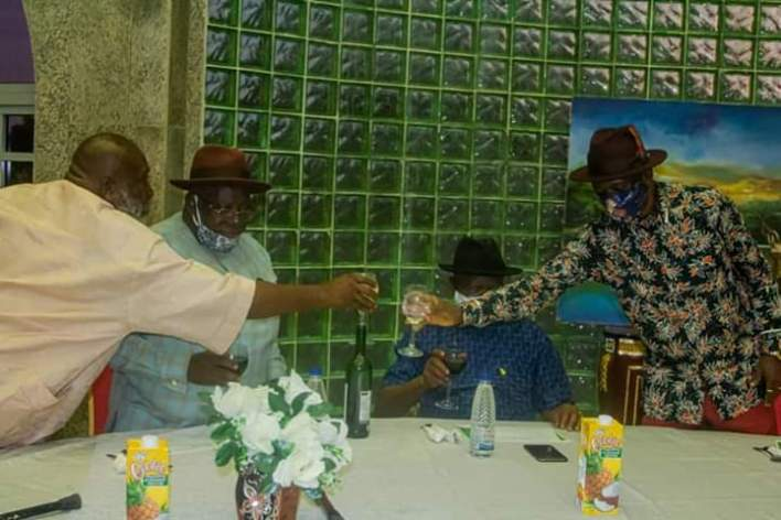 Bayelsa Deputy Governor, Ewhrudjakpo, Dedicates Appeal Court Victory To God