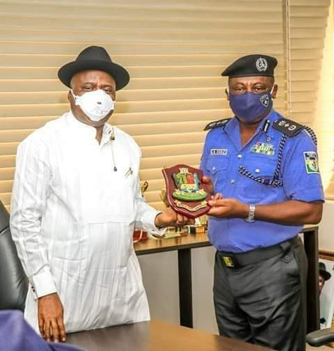 Gov Diri Advocates effective Community Policing, inaugurates advisory bodies