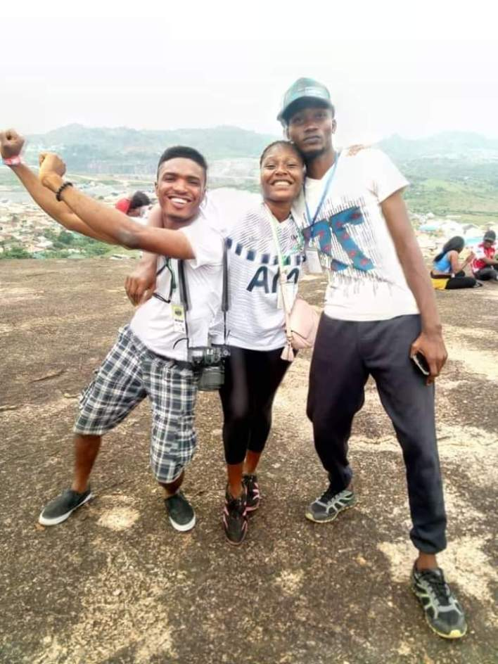 Abuja based hiker dies in #Kubwa this morning, see how