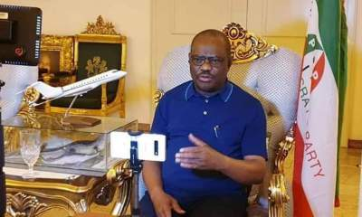 Wike Says He is not Running for Presidency