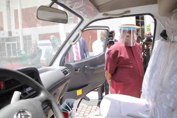 Governor Wike Says More Testing will Save Lives