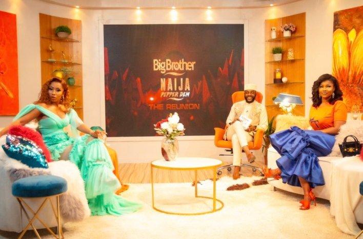 #BBNaijaReunion: Mercy Eke's wants to make peace with Tacha