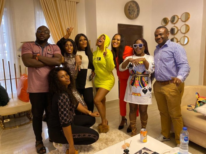 Mercy Eke celebrates One year after Big Brother Naija 2019 Says She was scared