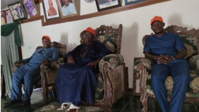 Traditional Rulers Charged to Join in Efforts to End Violence Against Women