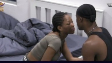 Vee, Lilo need that kiss, See why Neo, Eric are drawing back in #BBNaija