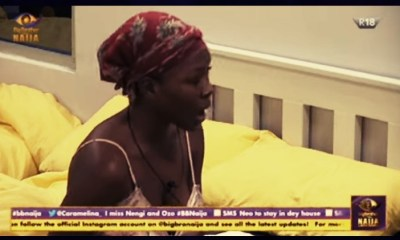Vee dumps Neo, Says I don't have time for Games #BBNaija [Video]