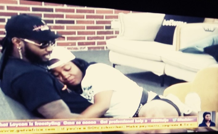 Lucy Flirts With Best friend Boyfriend, Praise # BBNaija [Video]