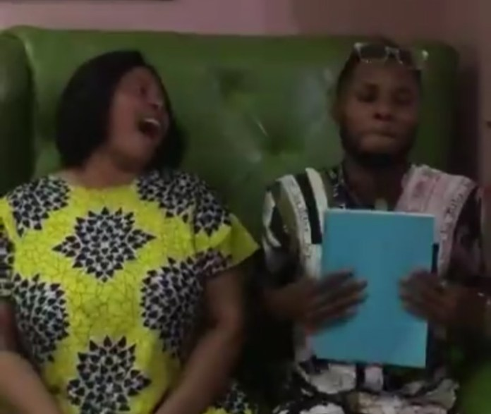 Brighto Gets Movie Role, Set to Feature With Chinyere Winifred [Video] #BBNaija