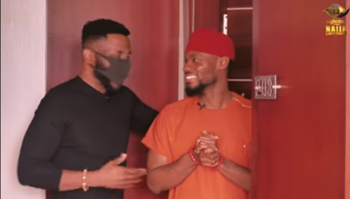 Evicted Prince Opens Up on Relationship With Tolanibaj [Video] #BBNaija