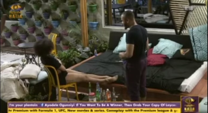 'We are not joined together', Nengi questions Ozo [Video] #BBNaija