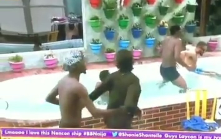 See Laycon and Nengi Seductive Dance After His Victory [Video] #BBNaija