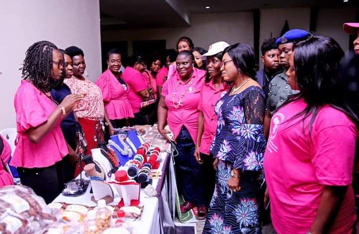 Gloria Diri Charges Women Entrepreneurs to Concentrate on Building Sustainable Businesses