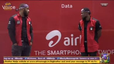 Watch The Twist and Turns of Housemates in #BBNaija Lockdown