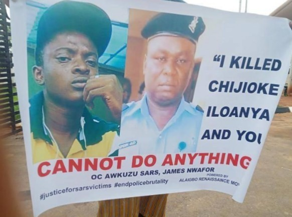 Photo of Nigerians Call For Prosecution of SARS Officer Over Death of Chijioke, See How He Died [Video]