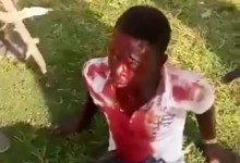 Photo of #EndSARSNow: They Paid Us N500 to Attack Protest, Says Thug [Video]