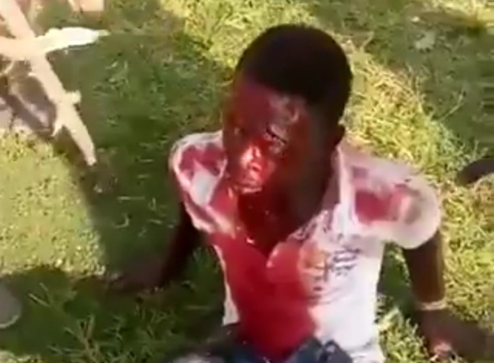 #EndSARSNow: They Paid Us N500 to Attack Protest, Says Thug [Video]