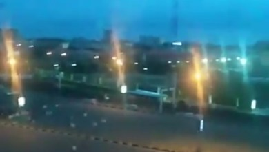 #EndSARSNow: Gunshots at Protesters At Lekki Tollgate [Video]