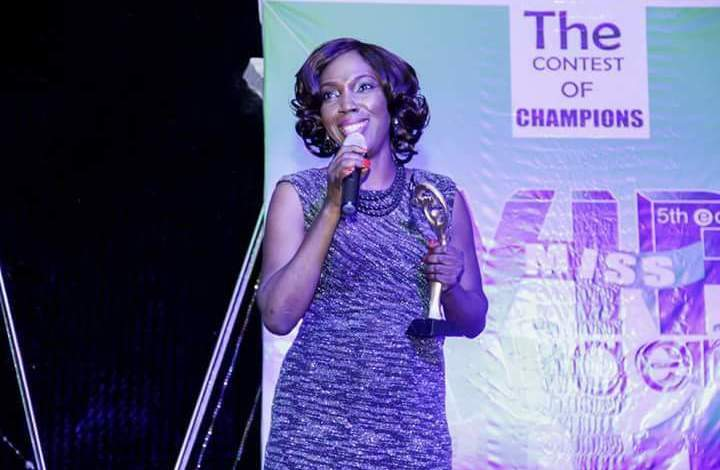Photo of Vote Dise Sheila Ogbise for 'Outstanding Impact Award' in 2020 Gani Fawehinmi Awards