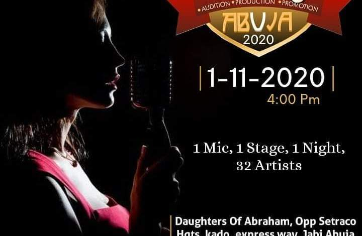 Photo of Sing Abuja 2020: Watch Live Streaming of Concert