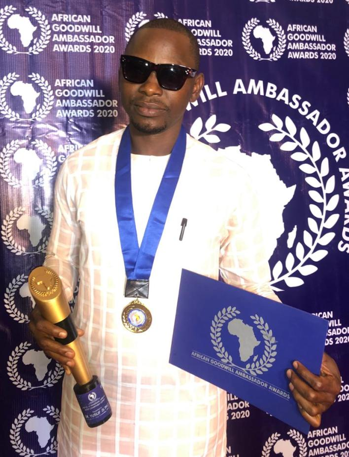 Abuja-based Preacher, Dr. Yusuf Receives Africa Most Charitable Clergy Award