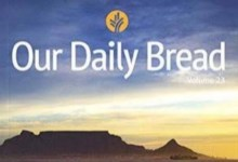 Our Daily Bread Devotional 15 April 2021 – The Baggage Activity