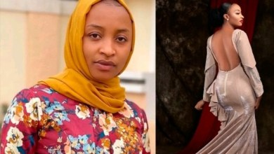 Backless Dress: Northern Actress, Rahama Sadau Denies Arrest and Jail Sentence