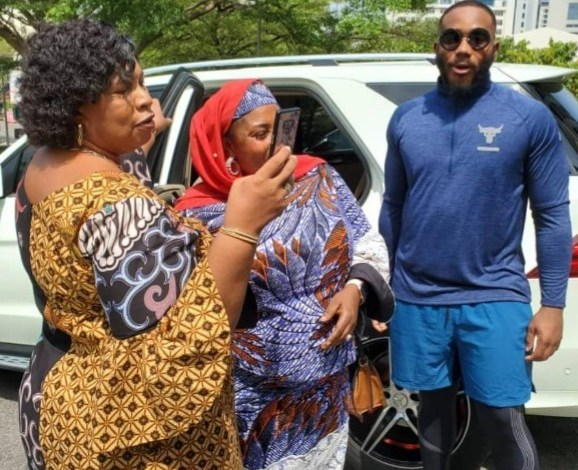 Photo of Fans Reacts As Kiddwaya and Erica Avoids Photo Session together At Chance Meeting [Photos]