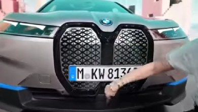 See Latest BMW iX With Supercar Blondie Premiered in Germany [Video]