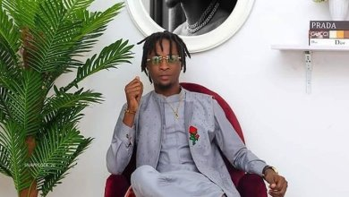 Listen to Laycon's New Rap Song Released in Radio Station [Video]