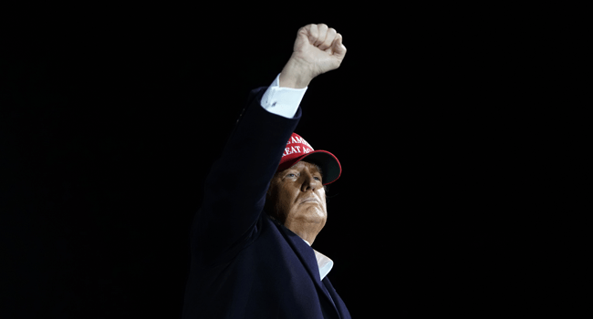 Photo of Trump Claims Victory, Says He Will Dispute Election Count At Supreme Court