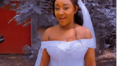 Photo of Actress, Ini Edo Holds Secret Wedding? Seen in Dazzling Wedding Gown [Video]