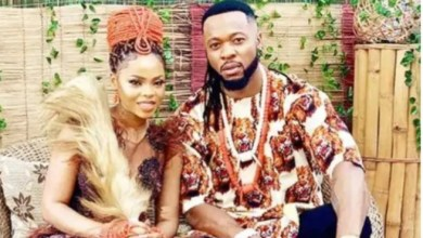 Singer, Flavour Opens Up on His Feeling For Chidimma Ekile, After Kissing On TV