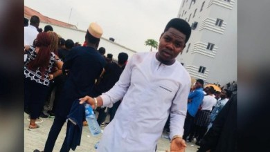 Why I Dropped My Dream For BBNaija, Macaroni Shares Audition Experience