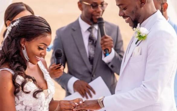 Simi, Adekunle Gold Celebrates 2 Years Wedding as She Writes Her Husband [Video]