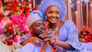 Photo of Simi Says God Told Her Adekunle Gold was the right man